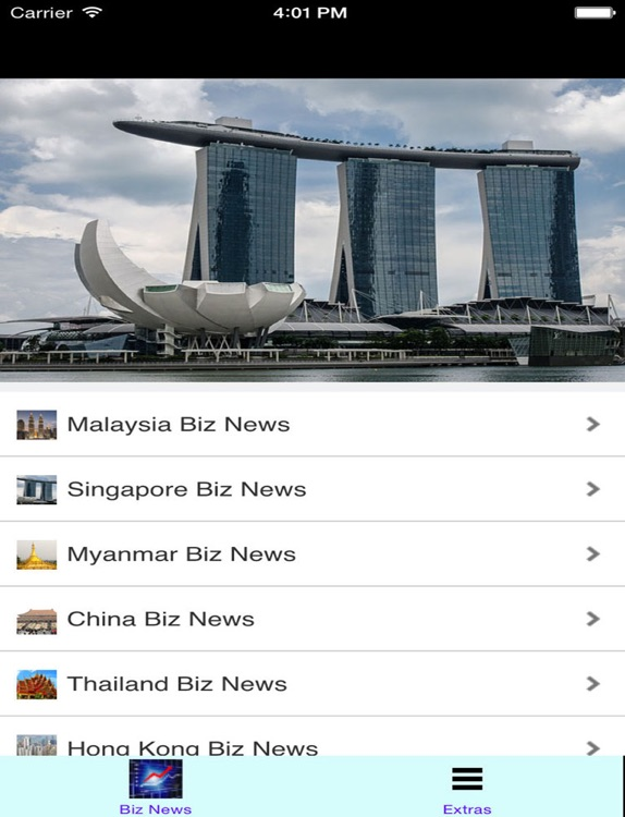 Economic & Financial Business News in Asian Countries HD