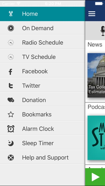 WVPB Public Media App screenshot-2