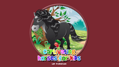 captivating horses for kids
