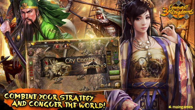 Image result for conquest 3 kingdoms