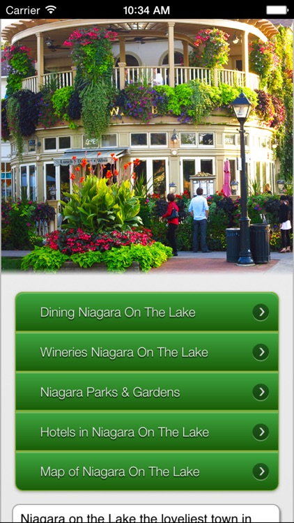Niagara Falls Guide & Niagara On The Lake Travel Info - Niagara Attractions screenshot-3