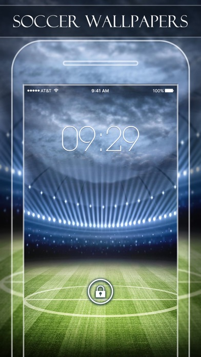 Soccer Wallpapers & Backgrounds HD - Home Screen Maker with True Themes of Football-4