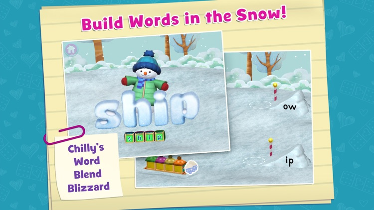 Read with Doc: Word Building screenshot-3