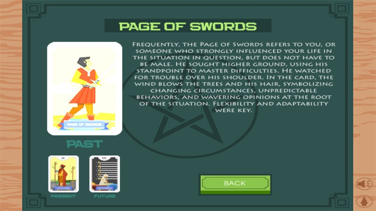 Tarot Reading (Past, Present, Future) screenshot-4