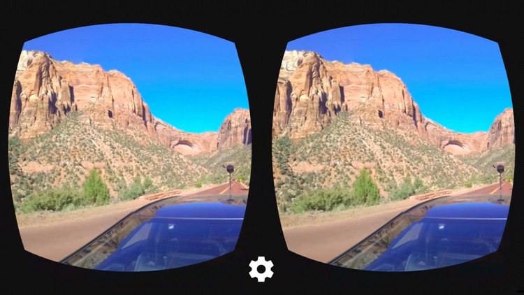 VR Zion National Park 360° Video screenshot-3