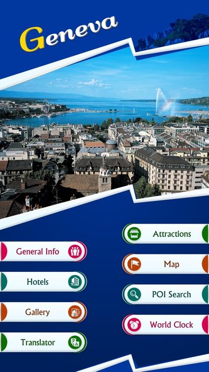Geneva City Travel Guide
