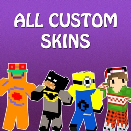 New Custom Skins Lite for 2016 - Best Collection for Minecraft Game