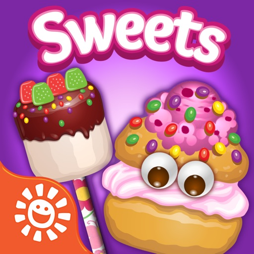 Sweet Treats Maker - Make, Decorate & Eat Sweets!