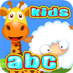 Kids Learning English Alphabet ABC