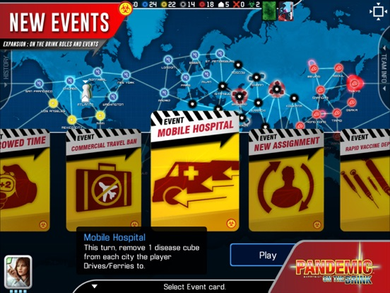 Screenshot #3 for Pandemic: The Board Game
