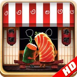 Cooking Time 2 - Sushi Maker&&Preschool kids games