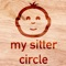 My Sitter Circle lets you start your own babysitting circle with your own group of trusted friends and family