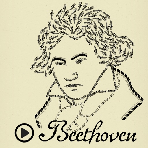 Play Beethoven – Symphony No  7 (interactive piano sheet music) by Tombooks