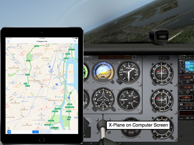 X-Mapper Lite (for X-Plane Desktop) on the App Store