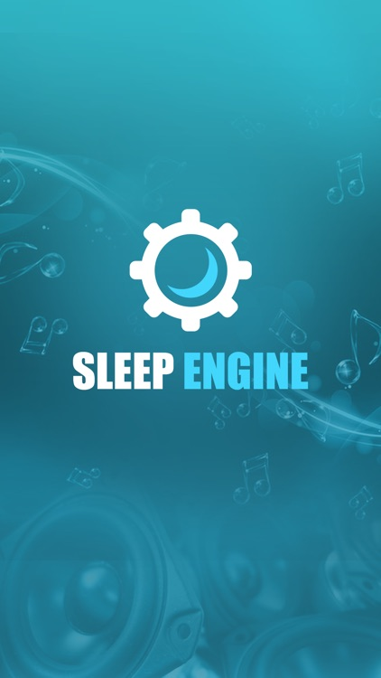 Sleep Engine Sounds With Hypnosis