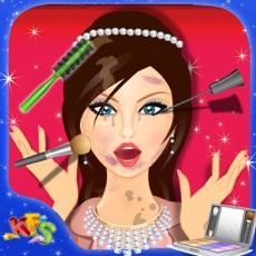 Activities of Snow Princess Makeup Disaster – Girls makeover & spa salon game