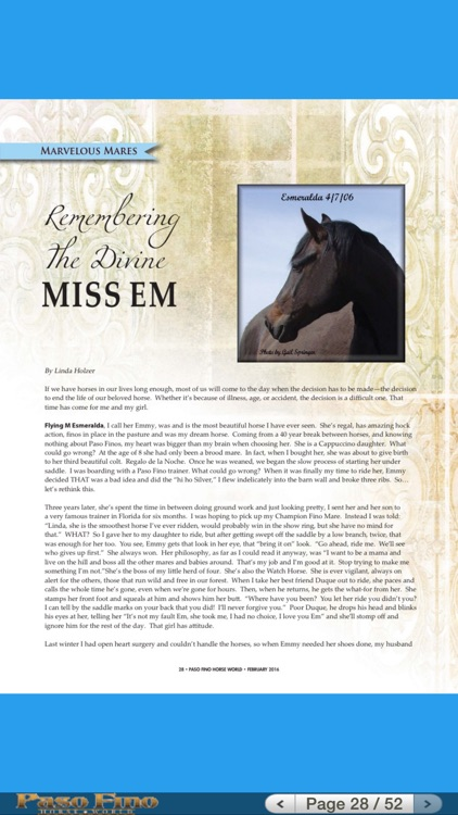 Paso Fino Horse World screenshot-3