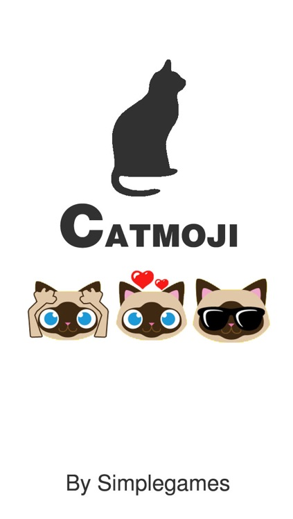 Catmoji - Cat Emoji Keyboard for Cat Lovers