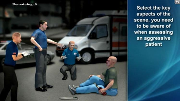 Medrills: Behavioral and Psychiatric Emergencies screenshot-3