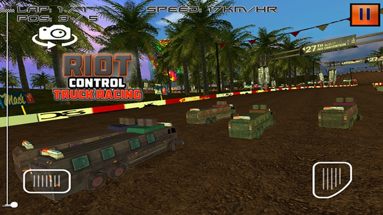 Riot Control Truck Racing screenshot-2