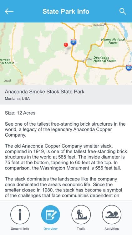 Montana State Parks & National Parks