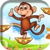 Jumping Monkey - Platform Jumper Game