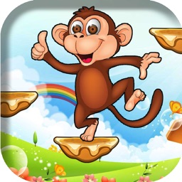 Jumping Monkey - Platform Jumper Game