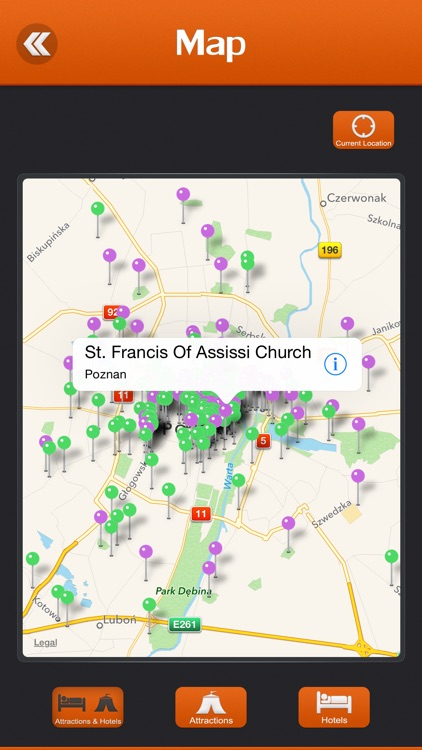Poznan City Travel Guide screenshot-3