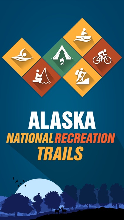 Alaska Recreation Trails screenshot-0