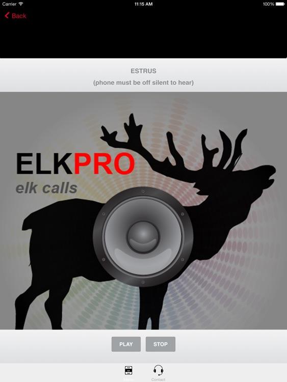 REAL Elk Hunting Calls-Elk Calling Elk Bugle screenshot-3