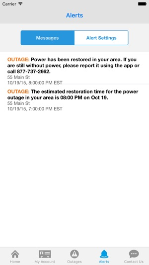 Delmarva Power Self-Service im App Store on