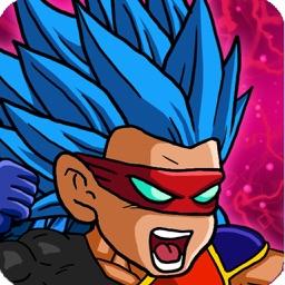 Shadow Chibi for Dragon Ball Z Version