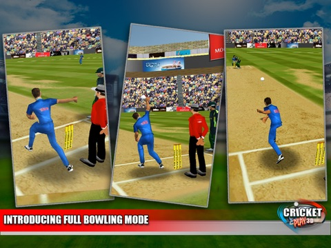 Cricket Play 3D - Live The Game (World Pro Team Challenge Cup 2016)-ipad-3