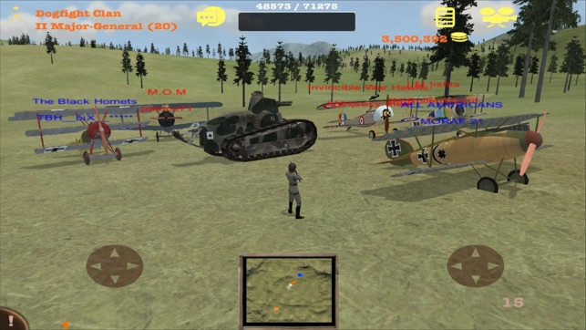 ‎Dogfight Elite Screenshot