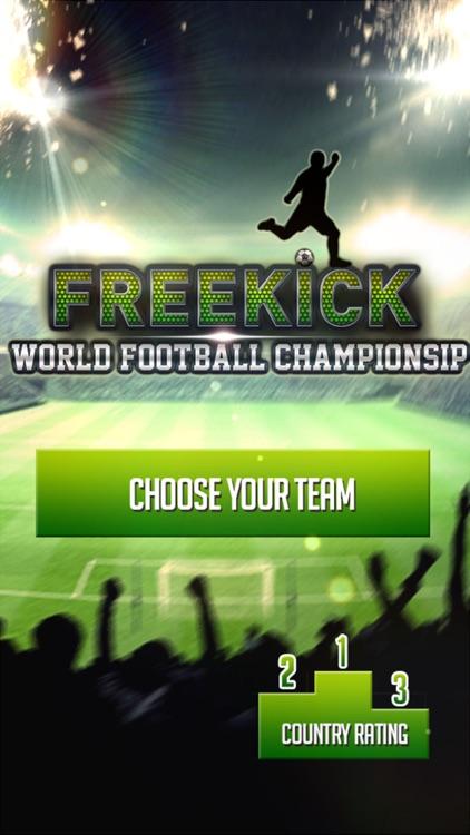 FREEKICK - WORLD CHAMPIONSHIP screenshot-4