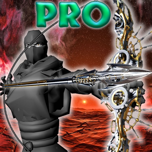 An Angry Ninja Shot PRO - The Best Game Archery icon
