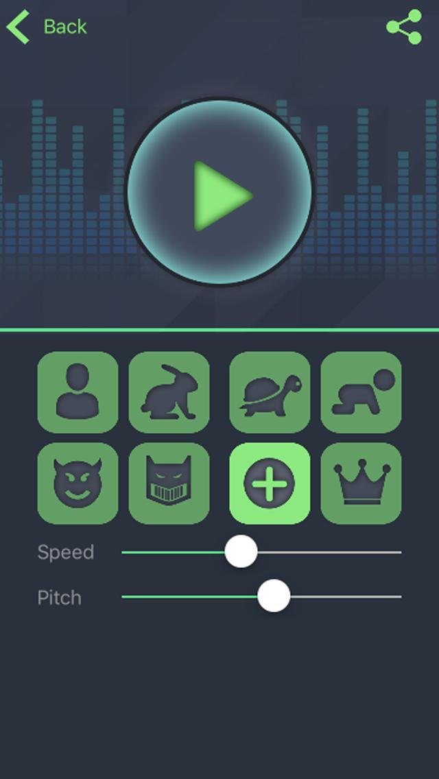 Changeur de voix - modificateur et transformateur de voix sur pc