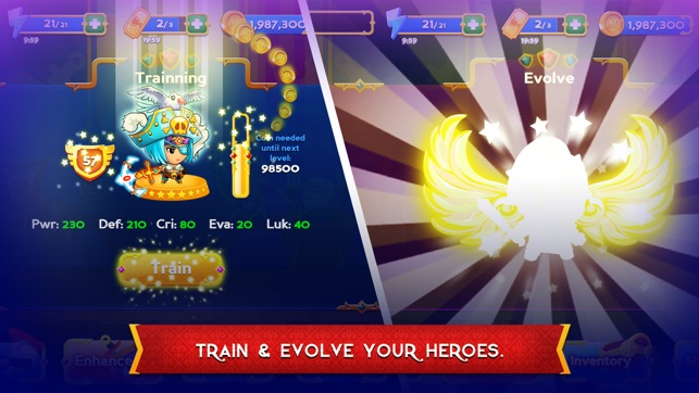 Rise of Heroes on the App Store