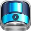 バッテリーHD 電池の持ち時間計測アプリ