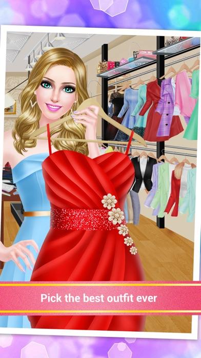 Telecharger Fashion Boutique Celebrity Girls Salon Spa Makeup Dress Up Makeover Game Pour Iphone Ipad Sur L App Store Jeux