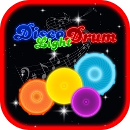 Disco Lights Drums - Finger Baby Drum