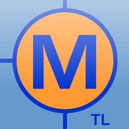 The Layover Locator by MapMuse