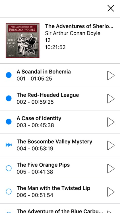 Signum Player - Audiobook and Podcast Player