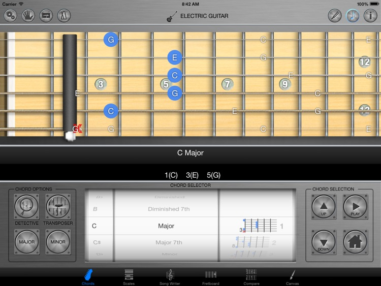 StringMaster Fretlight Edition screenshot-0