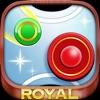 エアホッケー ROYAL - 無料で2人対戦できる 定番 ゲーム