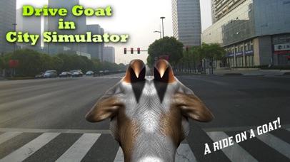 Drive Goat in City Simulator screenshot one