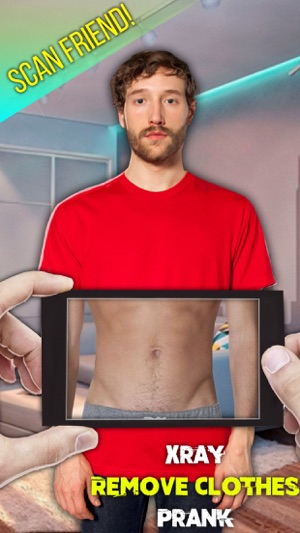 Xray Remove Clothes Prank on the App Store