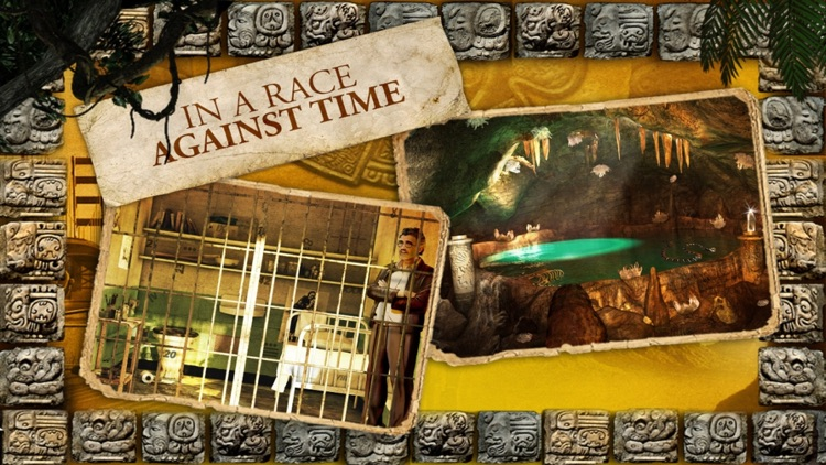 Jennifer Wolf and the Mayan Relics - A Hidden Object Adventure screenshot-4