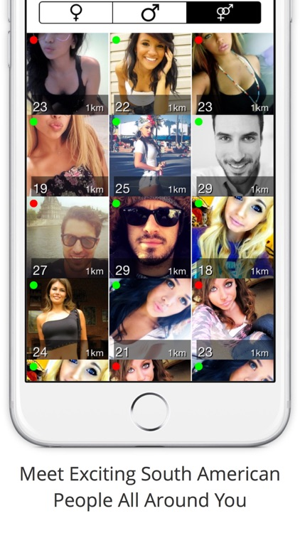 Conquistame - South American Dating App! Meet Latino Singles, Chat and Love