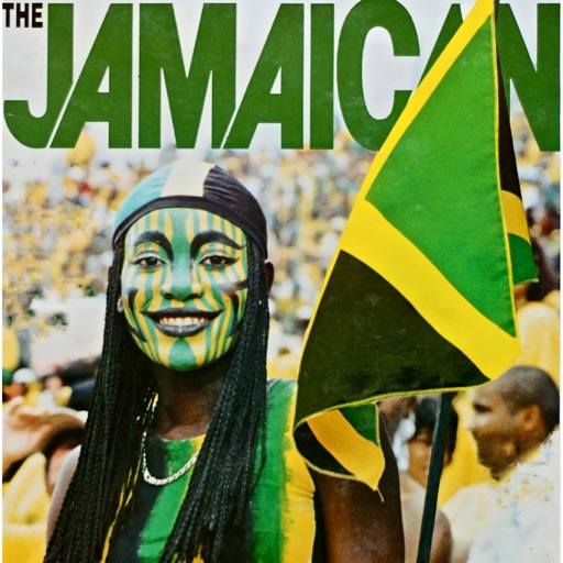 The Jamaican icon